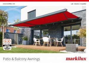 Markilux Patio & Balcony Awnings
