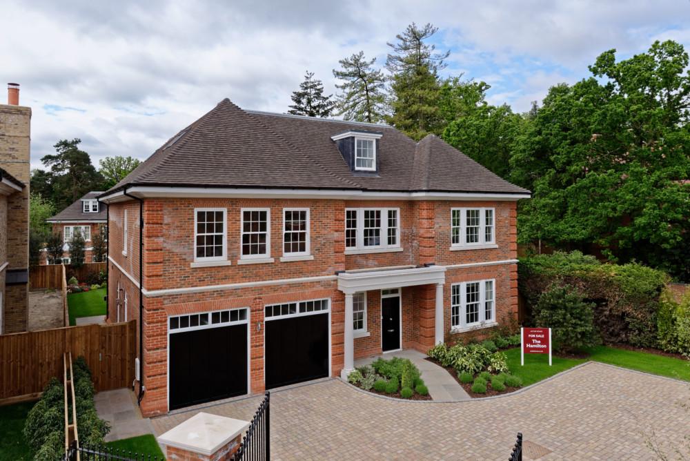 Antler Homes The Hamilton Portfolio Capital Garage Doors