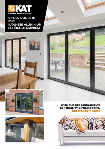 Kat bifold doors brochure