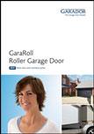 Garador GaraRoll brochure