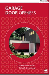 Marantec opener brochure
