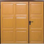 Wessex Majestic side hinged garage door