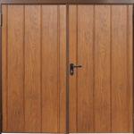 Wessex Ripon side hinged garage door
