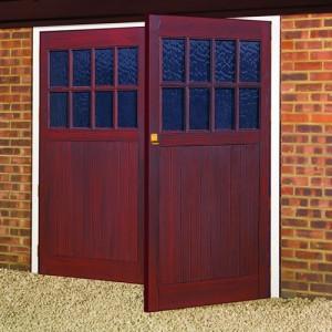 wessex-sherwood-grp-woodgrain-side-hinged-garage-door