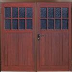 Wessex Sherwood side hinged garage door