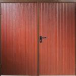 Wessex York side hinged garage door
