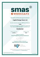 Worksafe Certificate