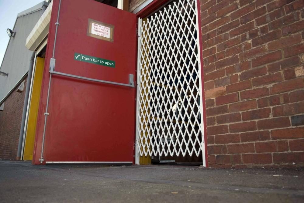 xpanda-security-door